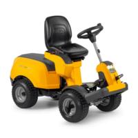 Stiga Park 640 PWX Ride-On Lawnmower Excluding Deck