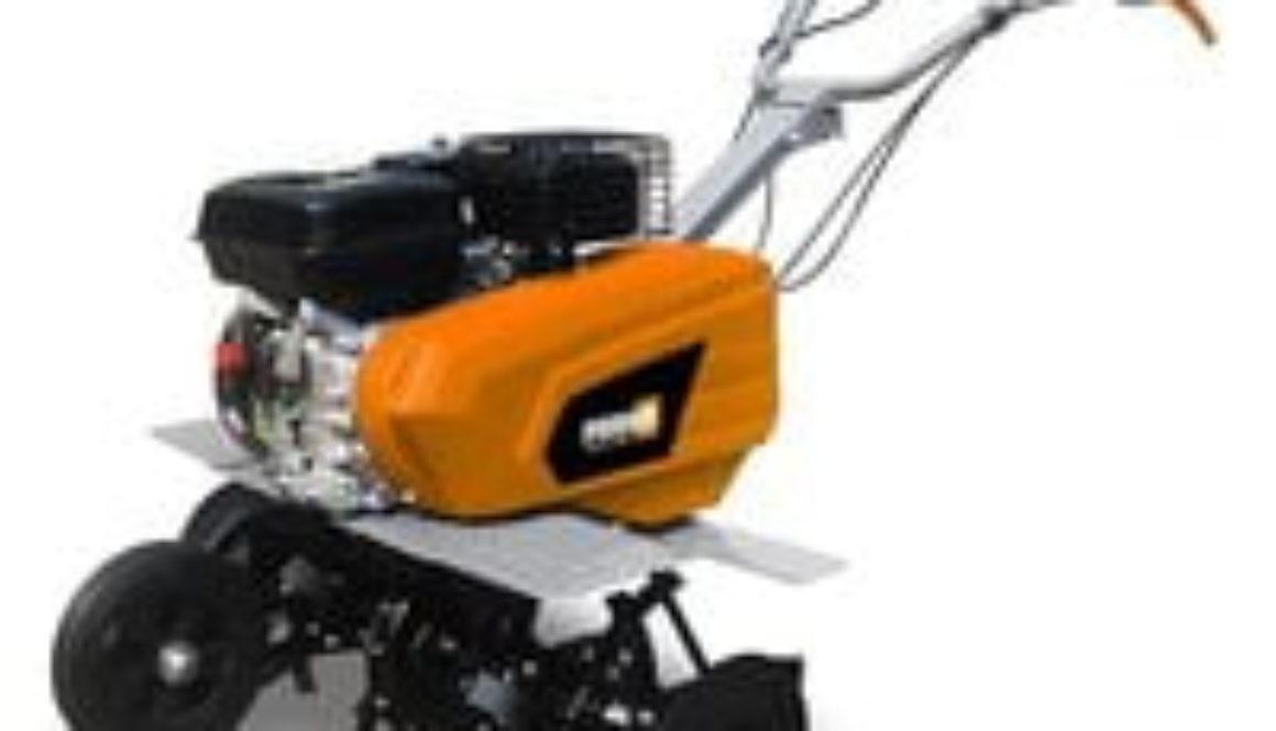 Feider Petrol Tiller 196 cm³ - 4-stroke engine - 8 Cutters - 85...