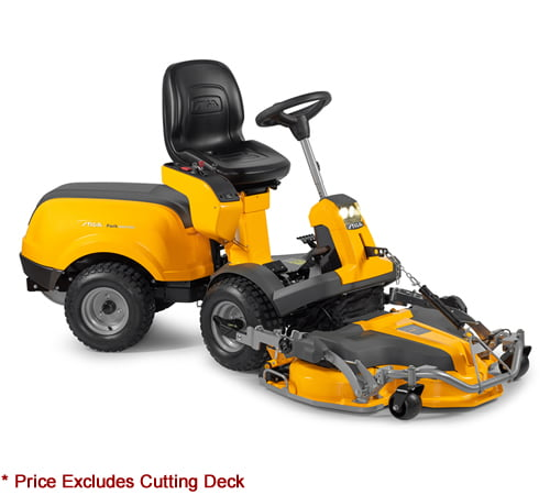 Stiga Park 640 PWX 4WD Out Front Deck Ride On Lawnmower