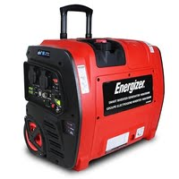Energizer® EZG2001I-UK Petrol Inverter Generator - Key Start...