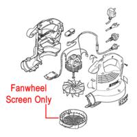 Stihl Blower Protective Fan Screen 4811 706 8000
