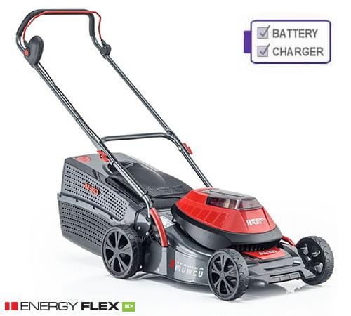AL-KO Energy Flex Moweo 42.0 Li Cordless Push Lawn mower