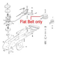 AL-KO Flat Belt Scythe Cultivator 402906