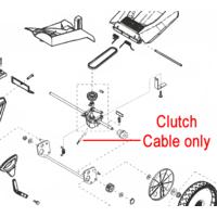 AL-KO Lawnmower Clutch Cable 453741