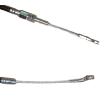 AL-KO Replacement Drive/ Clutch Cable – Dogleg Both Ends (410770)