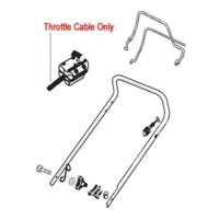 AL-KO Replacement Throttle Cable (AK333935)