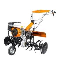 Feider Pro Petrol tiller 212 cm³ - 4-stroke engine - Cutters 8-...