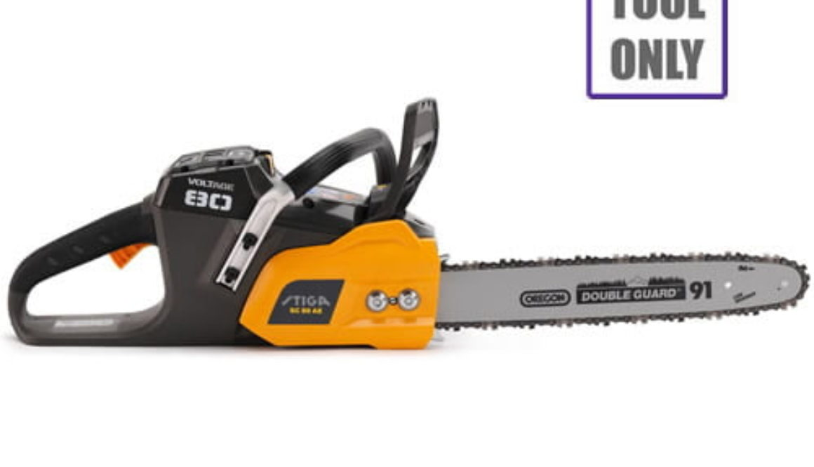 Stiga SC 80 AE 80v Cordless Chainsaw (no battery)
