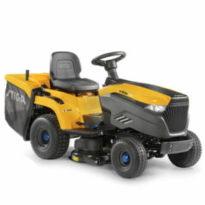 Stiga e-Ride C300E Battery Powered Lawn Tractor
