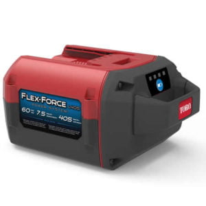 Toro Flex-Force 60v 7.5Ah 405 Wh Lithium-ion Battery