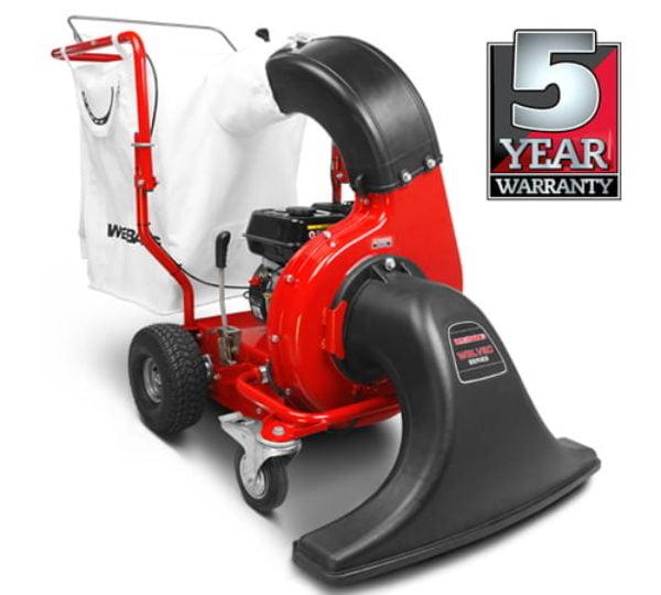 Weibang Intrepid LV800 Pro Petrol Wheeled Vacuum