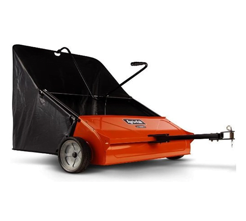 AGRI-FAB Smart-Sweep 44 inch Towed Leaf Sweeper