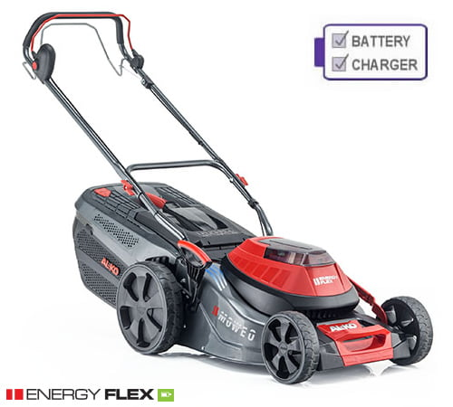 AL-KO Energy Flex Moweo 46.0 Li SP Cordless Self-Propelled Mower Kit