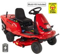 AL-KO Premium R85.1 Li Battery Powered Ride On Mower