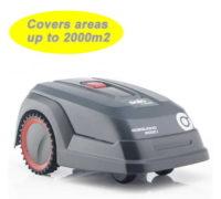 AL-KO SOLO Robolinho® 2000W Robotic Mower