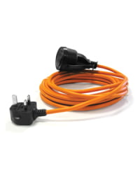 AL-KO Spare/Replacement 16m Mains Cable with Plugs