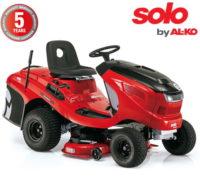 AL-KO T15-103 HD-A Comfort Rear Collect Lawn Tractor