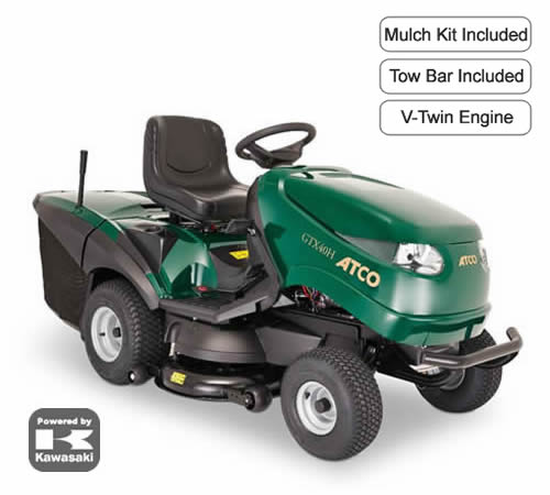 ATCO GTX40H Twin Lawn Tractor