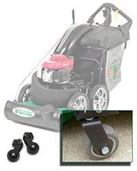 Billy Goat Caster Kit for Billy Goat MV Wheeled Vacs