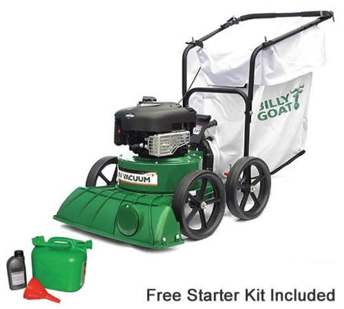 Billy Goat TKV601SP Self Propelled Wheeled Vacuum