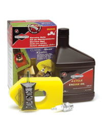 Briggs & Stratton Classic/Sprint (Yellow Filter) Engine Servicing Kit