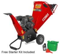 Cobra CHIP650LE Electric Start Petrol Chipper / Shredder