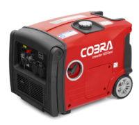 Cobra IG32ESI 3.2Kw Petrol Electric Start / Remote Control Generator