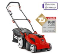 Cobra MX3440V 40v Cordless Lawn mower c/w Battery and Charger