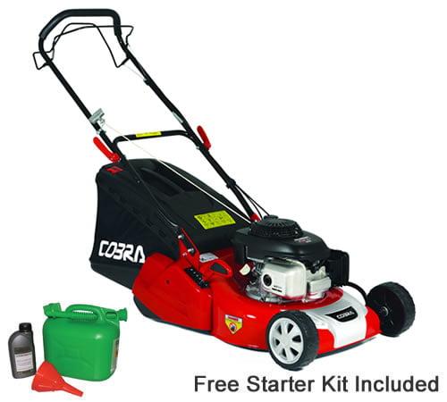 Cobra RM46SPH Self Propelled Rear Roller Lawn mower