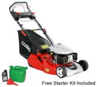 Cobra RM514SPC Self-Propelled Rear Roller Lawn mower
