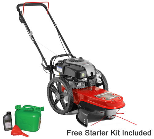 Cobra WT56B Petrol Wheeled Trimmer