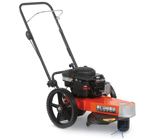 DR 675 Premier Wheeled Trimmer