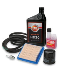 DR Maintenance Kit 30in Kawasaki 17hp Field & Brush Mowers