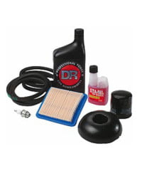 DR Maintenance Kit Commercial 6.75hp B & S Trimmer Mowers