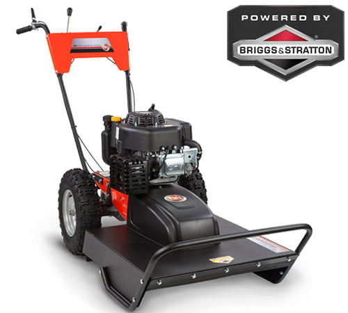 DR Premier 26-10.5 Recoil Field & Brush Mower