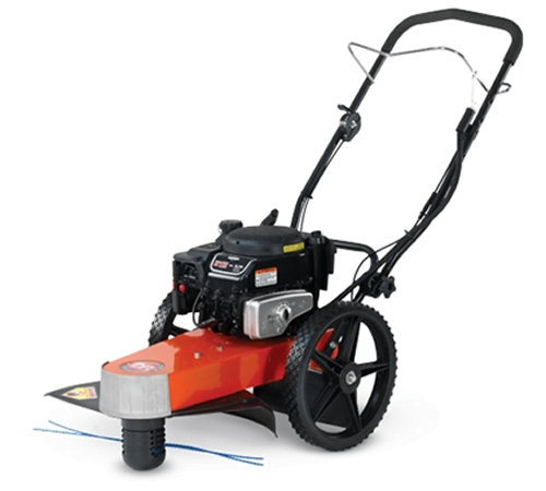 DR TR4 PRO 7.25 Recoil Wheeled Trimmer