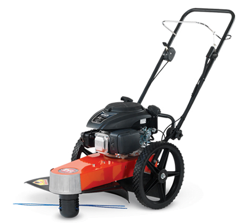 DR TR4 Premier ES Wheeled Trimmer