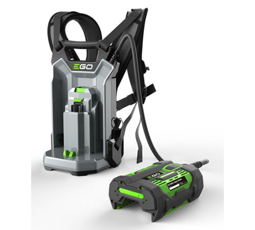 EGO BH1001 Power Harness for all Portable Batteries Plus Battery Adaptor