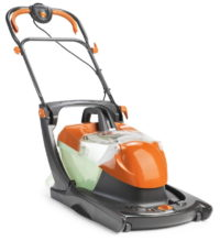Flymo Glider Compact 330 AX Electric Hover Collect Lawnmower