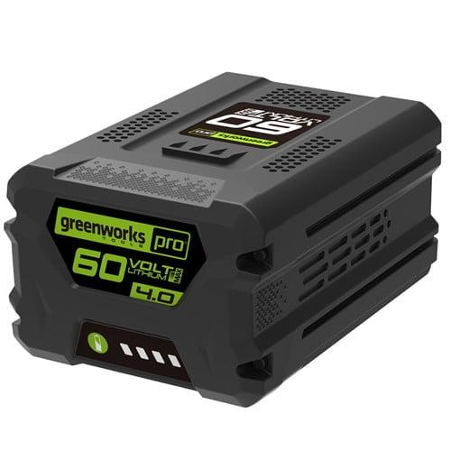 Greenworks 60v 4.0Ah Lithium-Ion Battery (G60B4)