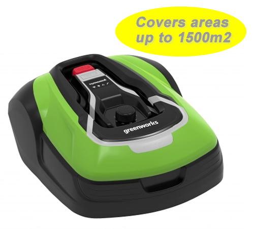 Greenworks Optimow® 15 Robotic Mower