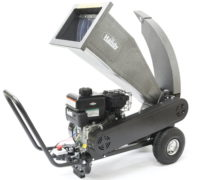 Handy 208cc Petrol Chipper/Shredder (THPDS65)