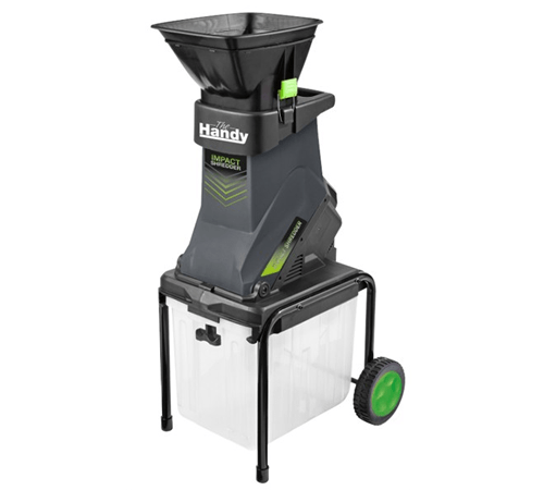 Handy Impact Electric Garden Shredder c/w Box