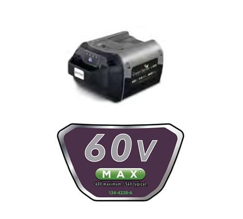 Hayter 60V 2.5Ah Battery