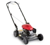 Honda HRS 536 VK Self-Propelled Petrol Rotary Mulching Mower