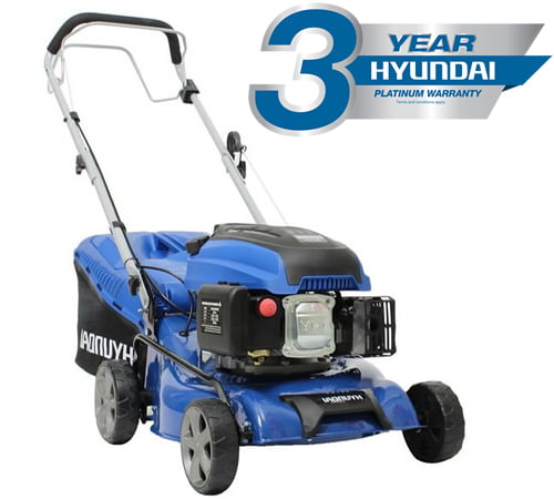 Hyundai HYM430SP Self-Propelled 3-in-1 Petrol Lawn mower