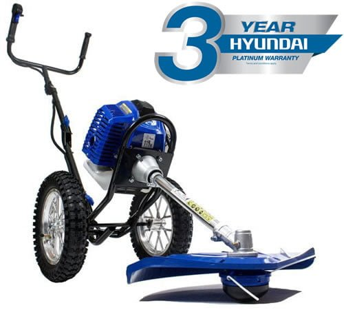 Hyundai HYWT5080 Wheeled Grass Trimmer