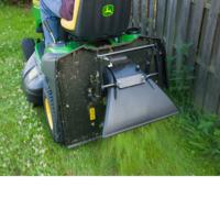 John Deere LR135 Grass Deflector