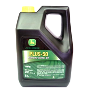 John Deere Plus-50 15W40 Engine Oil 5 Litre VC50002X005