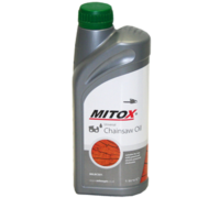 Mitox Universal Chainsaw Chain Oil 1 Litre Bottle